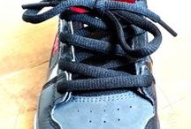 tie your shoe lace trick