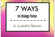 Piano Teaching Tips & Ideas / Piano teaching tips, ideas for piano teachers, articles for music teachers, piano teaching inspiration and music teacher lesson plans.