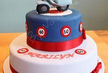 vespa cakes