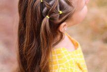 Peinados niños