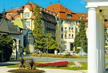 Słowacja - uzdrowiska termalne