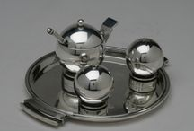 Sterling Silver Condiment Sets At Gallery 925