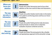 About Me: I am an Introvert (INFP) / by Jamie Enochs