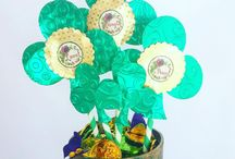 St. Patrick's Day Craft with Rinea