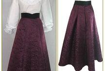 Старинная одежда