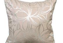 Silk Jacquard Pillows/Cushions