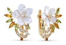 585 Russian gold jewellery