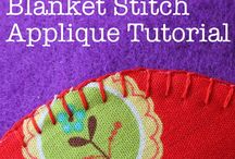 A is for Applique / Applique tutorials and ideas - lots of inspiration for all kinds of applique projects / by The Crafty Mummy