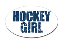 GIRL Hockey Rocks! / by Jenny Baier Bedard