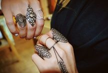 Jewelry from around the world.