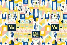 patterns/prints/repeats