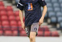 Luke Whelan / Football player with Queen's Park Football club