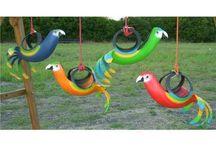 kerti játékok / outdoor games