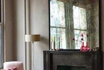 fireplace ideas / by Alanna Reis
