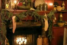 Christmas Colonial Style / by Doris Gibson
