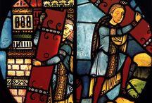 1175-1200 Germanic / High Middle Ages [or High Medieval Era] (c 1101 - c 1300) / by Heather Clark (Kirstyn von Augsburg)