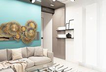 Наши работы: Квартира в Кишиневе / Одна из наших работ. Квартира в Кишиневе. Автор проекта: Елена Агафонова