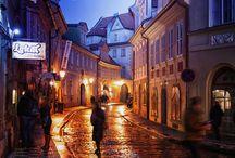 Streets of Prague - Pražské ulice