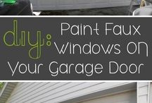 paint garage doors