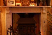 Fireplace / by Mary Jo Larson