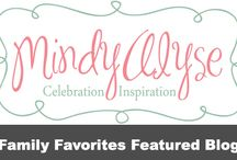 Family Favorites: Featured Blogs