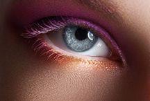 pretty smocky eyes