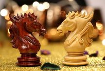 Holiday Sale - Flat 50% Off on Wooden Chess Sets / Wooden chess sets for a charming celebration are at Flat 50% Off!