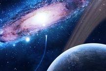 Space, Galaxies