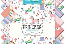 Riley Blake Princess Dreams