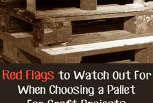 Pallets and Shims