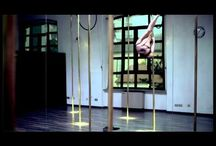 //fire pole aerial//