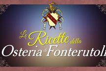 Le Ricette dell'Osteria di Fonterutoli / Tutte le ricette più saporite preparate dallo chef della Osteria di Fonterutoli.