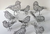 Sculpting Wire Creations