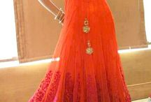 Bridal wear ♡ / Bridal lehengas, choli,sarees,suits dresses
