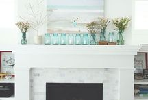 Fireplace / by Melissa Runge