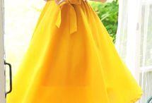 Gabi's wedding- dresses for bridesmaids