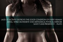 Fitness / by Trista Anderson