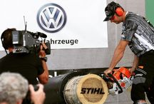 STIHL TIMBERSPORTS Series - German Rookie Cup / Deutsche Meisterschaft der Sportholzfäller in Winterberg (Sauerland) Nordrhein-Westfalen
