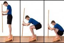 Упражнения для колен