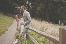 Romantic wedding photos / Photo ideas for romantic weddings