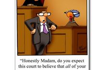 Legal Humor / Enjoying the lighter side of the law