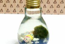 Fishtank lamp