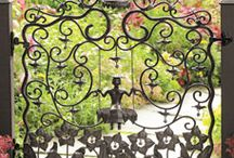 Gates & Garden Entries