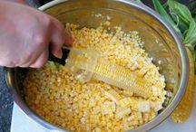 Canning/farm life