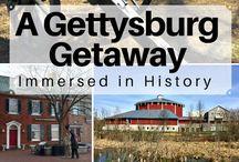 Destination: Gettysburg