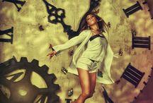 Alice in Wonderland - všechno možné :) / zajímavý makeup, vlasy, pózy, motivy ...