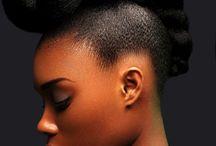 Creative Hair Dos