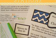Classroom:  Inequalities