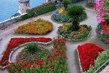 Villas and Garden