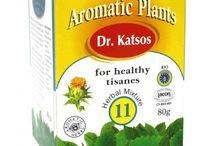 DR. KATSOS HERBAL TEAS